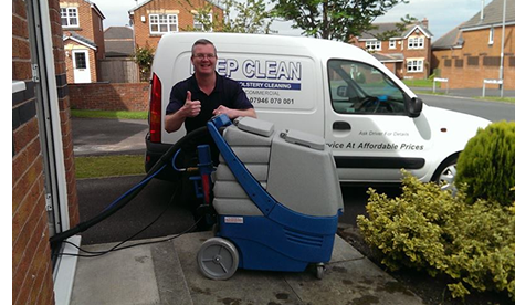 carpet cleaner business plan